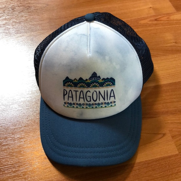 13935f1375d Patagonia W s Femme Fitz Roy Interstate Navy Hat
